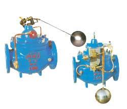 kyf型浮球式液压水位控制阀 100d 100x